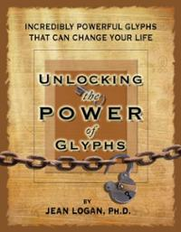 TWOunlocking-power-glyphs-jean-logan-book-cover-art